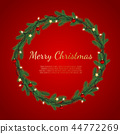 background, christmas, fir 44772269