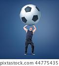 ball, man, soccer 44775435