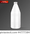 Bottle with cleaner isolated on transparent background 44777384
