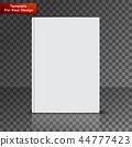 book blank notebook 44777423