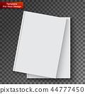 book blank notebook 44777450