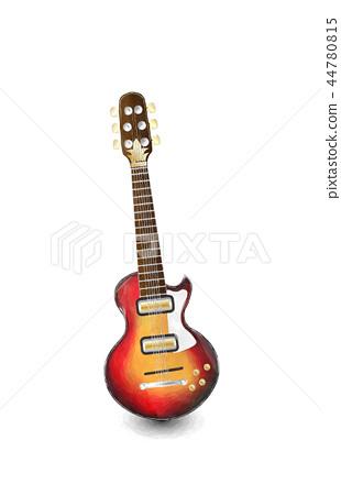Electric guitar 44780815