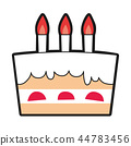 케이크, 케익, 생일 44783456