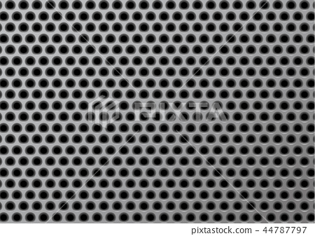 Steel grate texture abstract background 44787797