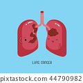 cancer, lung, lungs 44790982