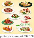 food italian cuisine 44792028