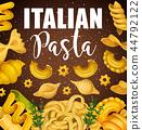 italian pasta food 44792122