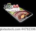 casino, online, gambling 44792396
