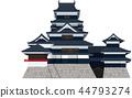 Matsumoto Castle 44793274