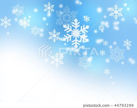 雪花聖誕節聖誕節背景 44793299
