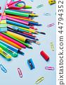pencil stationery pen 44794352