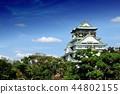 大阪城堡城堡塔 44802155