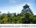 大阪城堡城堡塔 44802159