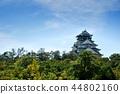 大阪城堡城堡塔 44802160