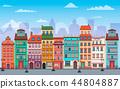 cityscape, europe, illustration 44804887