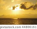 아리아케 해의 아침 풍경 7 44806161