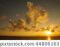 아리아케 해의 아침 풍경 8 44806163