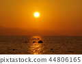 sunrise, morning sun, morning 44806165