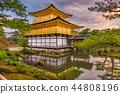building, garden, kinkakuji 44808196