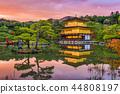 building, garden, kinkakuji 44808197