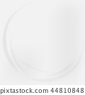 White and grey abstract background, esp10 44810848