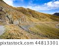 Transfagarasan mountain road 44813301