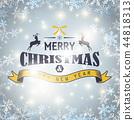 聖誕節背景 44818313