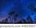 Prefecture จังหวัดนากาโน่ sky ท้องฟ้าเต็มไปด้วยดวงดาวบนท้องฟ้า 44820067