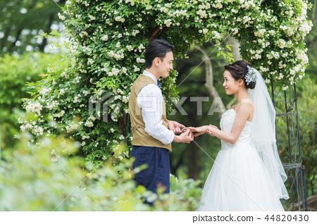 花園婚禮 44820430