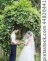 花園婚禮 44820441