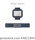 watch, sport, smartwatch 44821844