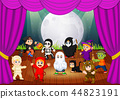 a scary hallowen costume collections 44823191