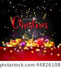 christmas, xmas, greeting 44826108