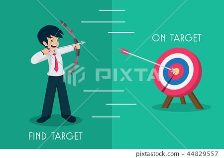 Salary Man 1 Target 44829557