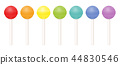 Lollipops Colored Set 44830546