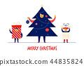greeting, happy, merry 44835824
