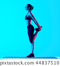 Exercises, Fitness, Woman 44837510