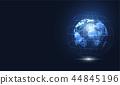 网络 互联网 全球 44845196