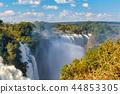 The Victoria falls, Zimbabwe, Africa 44853305