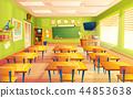 classroom, empty, school 44853638