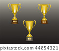 3d, realistic, cup 44854321