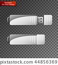 Vector USB Flash Drive 44856369