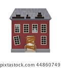 房屋 房子 被抛弃的 44860749