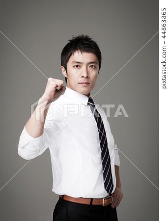 비즈니스맨,회사원,남자 44863865