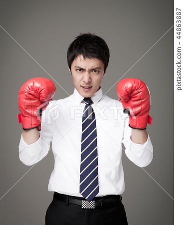 비즈니스맨,회사원,남자 44863887