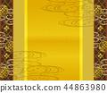 日本圖案背景材料(水平方向) 44863980