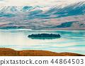 特卡波 岛 山峰 44864503