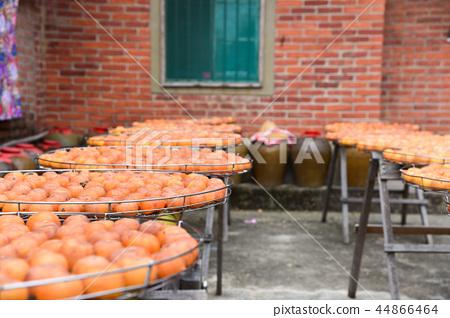 台灣秋天好吃的水果柿子 44866464