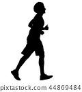 runner, sprint, run 44869484