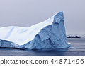 Floating iceberg 44871496